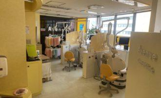 歯科除菌施工例